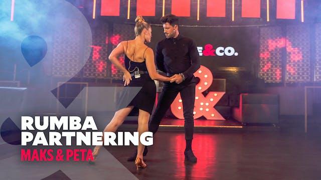 Maks & Peta - Rumba Partnering - Prac...