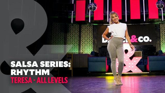 Teresa - Salsa Series Part 1: Rhythm -  All Levels