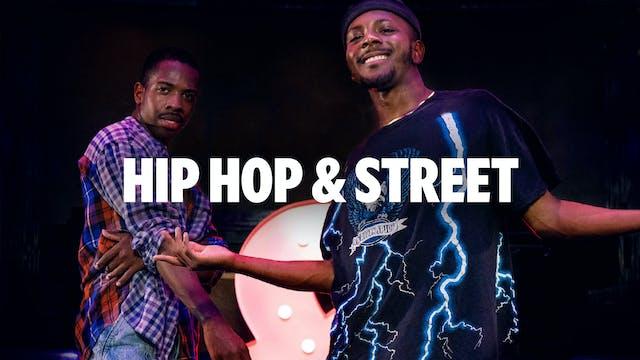 Hip Hop & Street Style