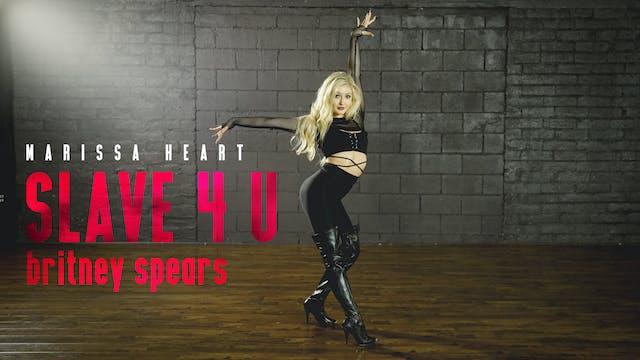 """Slave 4 U"" by Britney Spears"