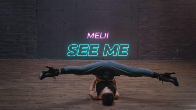 Melii - See Me | Tutorial by Nicole Kirkland