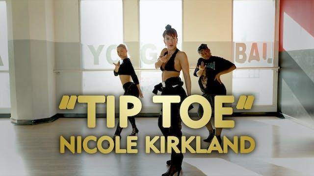 """""""Tip Toe"""" by Jason Derulo"""