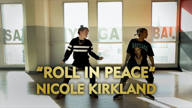 """""""Roll In Peace"""" by Kodak Black"""