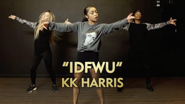 """""""IDFWU"""" by Big Sean"""