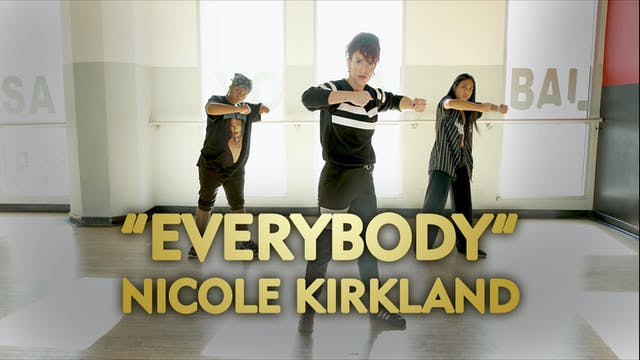 """""""Everybody"""" by Chris Brown"""