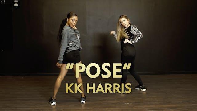 """Pose"" by Rihanna"