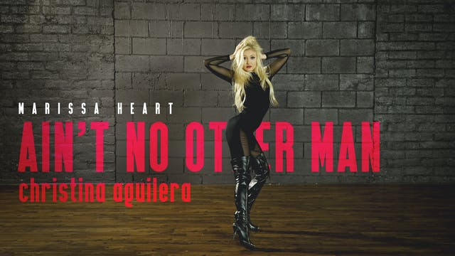 """""""Ain't No Other Man"""" by Christina Aguilera"""