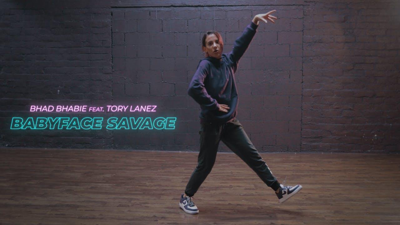 Babyface Savage | Tutorial by Nicole Kirkland