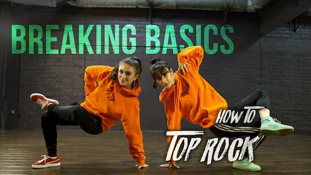 How To Top Rock