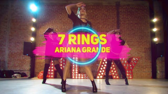 Nicole Kirkland: 7 Rings