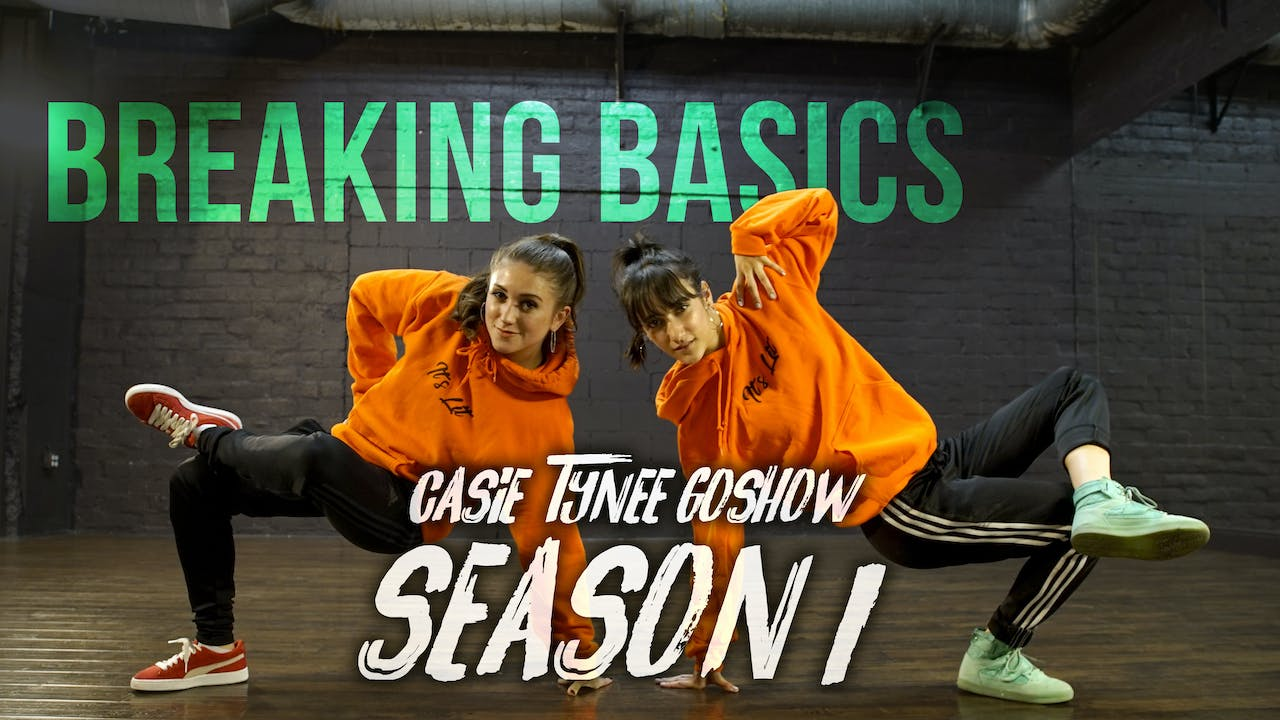 "Breaking Basics with Casie ""Tynee"" Goshow"