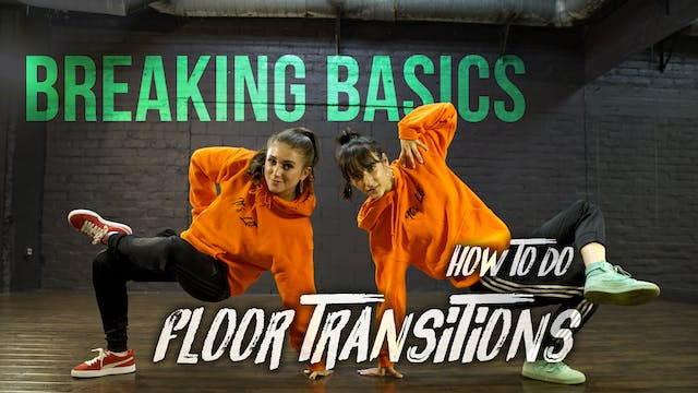 How To Do Floor Transitions