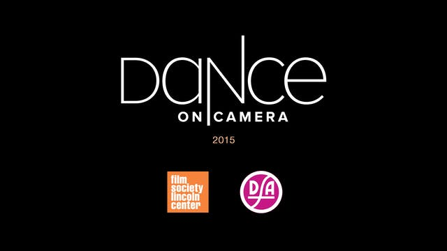 Dance on Camera Trailer 2015