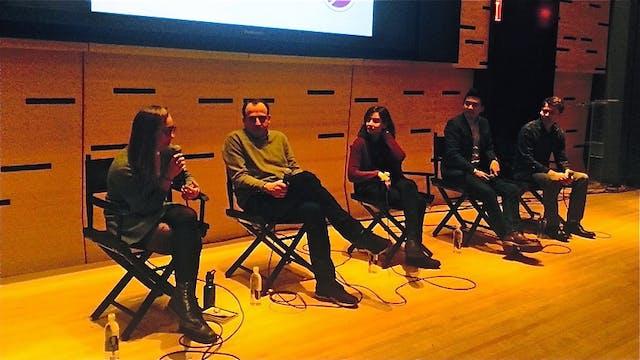 Filmmaker Services Panel