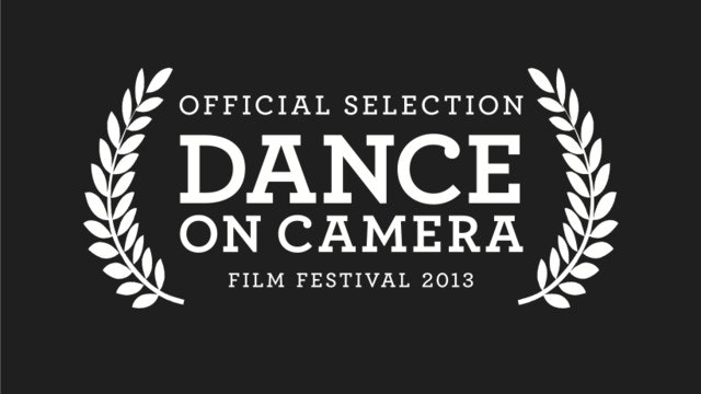 Dance on Camera Trailer 2013