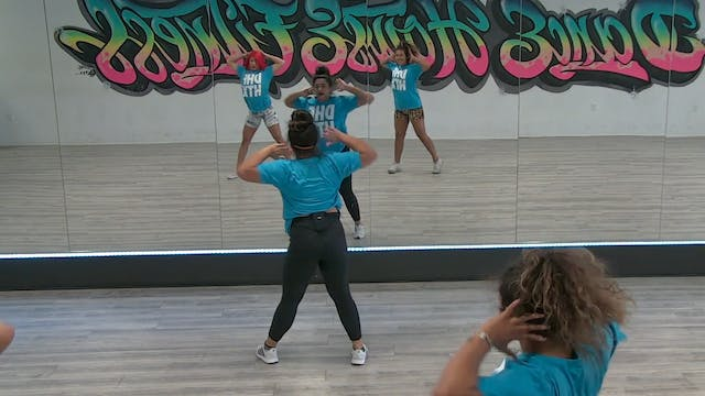 CHOREOGRAPHY TUTORIAL - ALL ME BY KEH...