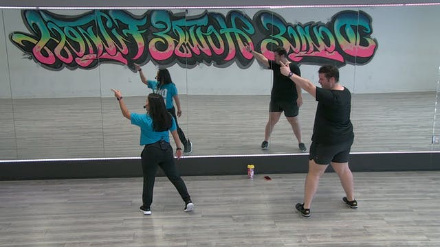 CHOREOGRAPHY TUTORIAL - SATISFIED BY ...