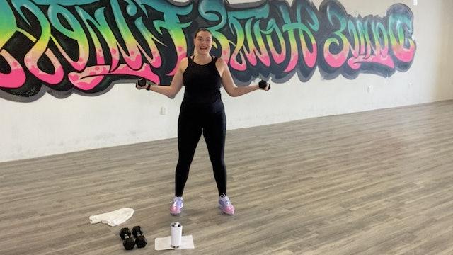 EXPRESS ARMS - JENNY SANCHEZ