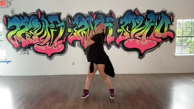 CHOREOGRAPHY TUTORIAL - PLAY BY JLO