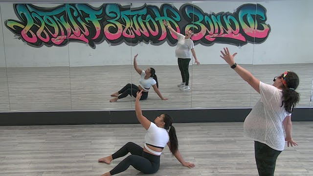 CHOREOGRAPHY TUTORIAL - LOVE ON THE B...