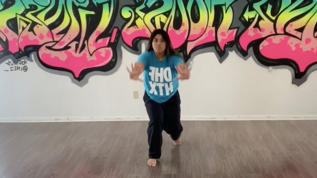 CHOREOGRAPHY TUTORIAL - GOOD JOB BY A...