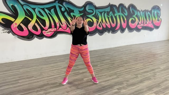 DHF KIDS: ROCK N ROLL RULES CHOREO WITH JENNY