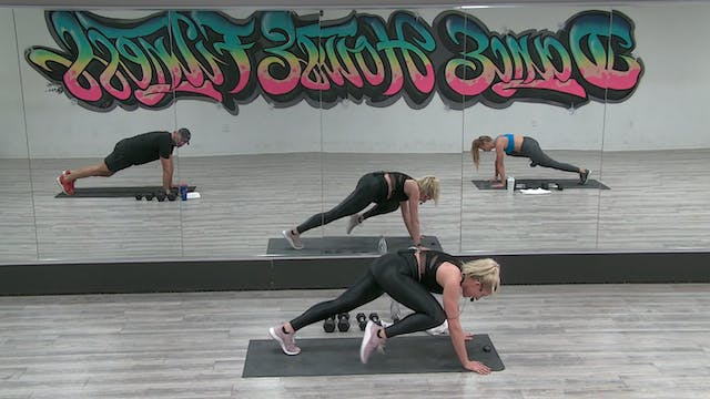 EXPRESS HIIT THAT W/ COURTNEY *FLO RI...
