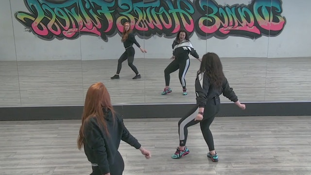 CHOREOGRAPHY TUTORIAL - SWEET MELODY BY LITTLE MIX