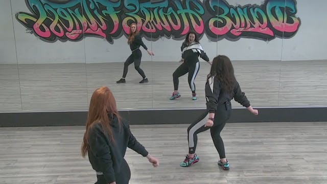 CHOREOGRAPHY TUTORIAL - SWEET MELODY ...