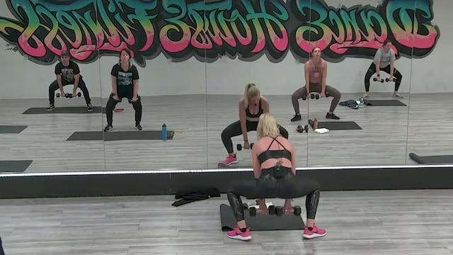 11/17 BOOTY WERK @ 5:30PM CT W/ COURT...
