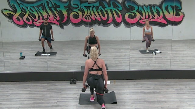 EXPRESS BOOTY WERK W/ COURTNEY