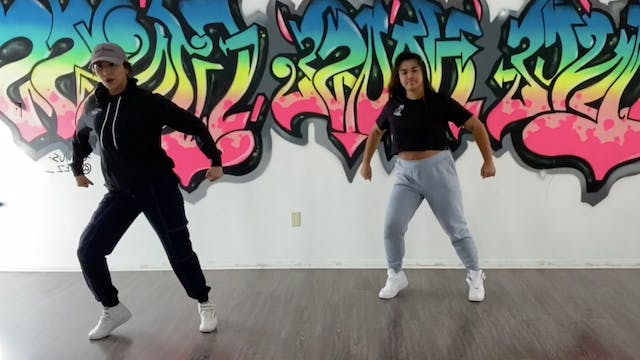 CHOREOGRAPHY TUTORIAL: LIFE IS GOOD B...