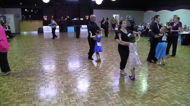 Tiny Tots Bronze Ballroom