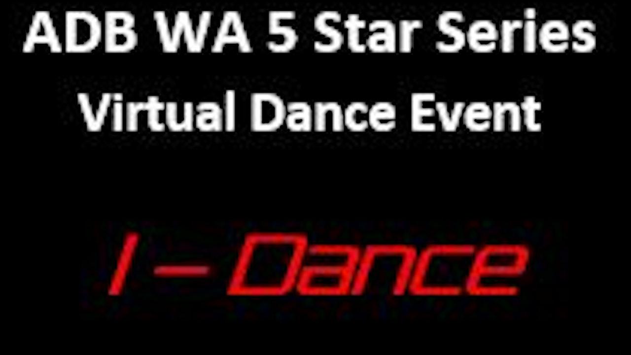 2020 LIVELIGHTER ADB WA 5 Star Series Virtual Competition
