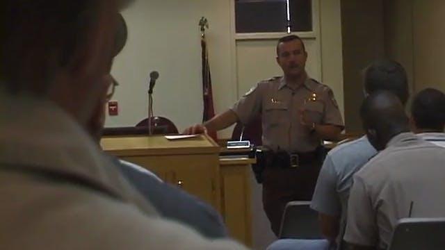 Sheriff: Meeting