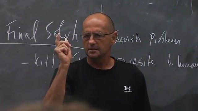 Professor: Second Coming