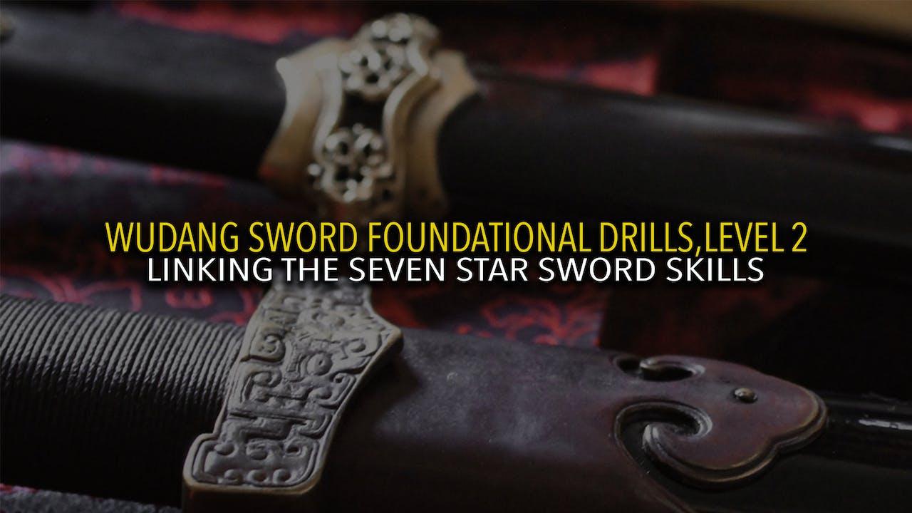Wudang Sword Level 2: Linking Skills