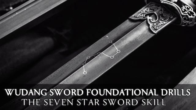 Wudang Sword Foundational Drills