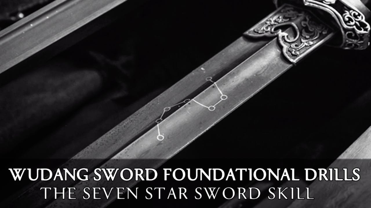 Wudang Sword Foundational Drills