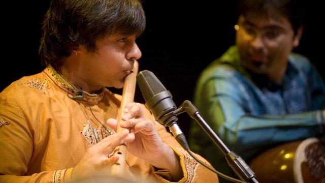 Shashank Subramanyum & Purbayan Chatterjee - Raag Sarasangi/Nat Bhairav