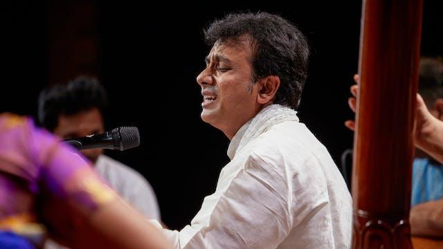 P. Unnikrishnan | Kriti in Raag Mayam...