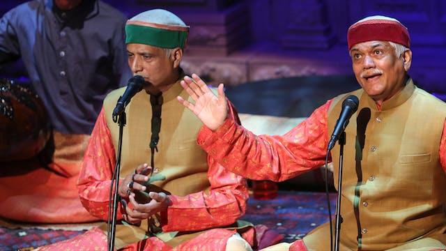 Gundecha Brothers - Raag Gujiri Todi