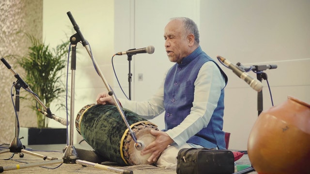 Dr Trichy Sankaran - Carnatic Beats Unwrapped Part 3 of 3