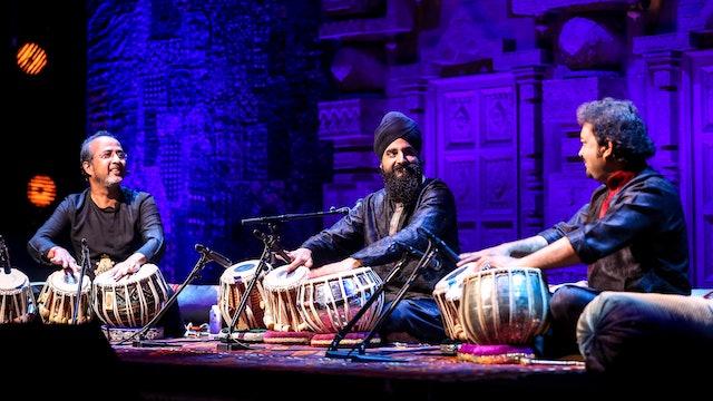 S12 EP1 Tridha Tabla Trio, Jayanth Flute, Abhishek & Praashekh Borkar