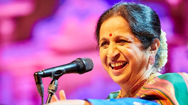 Aruna Sairam - Raag Simhendramadhyamam
