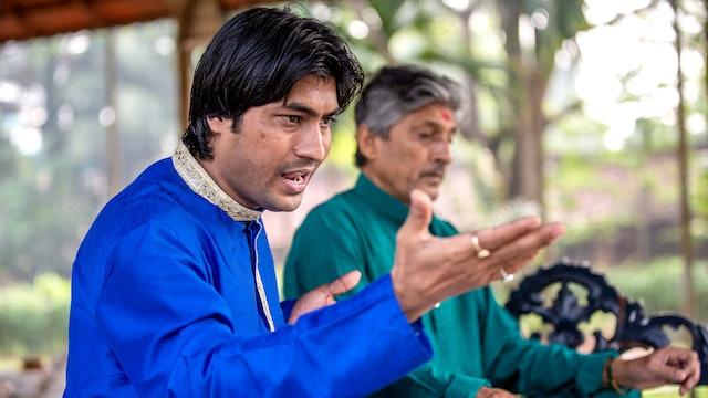 Pandit Ramkumar and Samit Mallick | Raag Multani