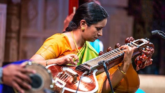 Jayanthi Kumaresh | RTP Raga Shanmukhapriya