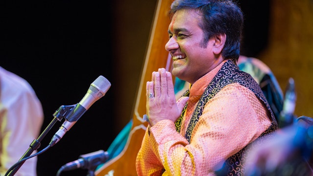 Pandit Ram Deshpande - Raag Yaman Kalyan