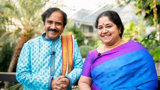 Lalgudi Krishnan and and Lalgudi Vijyalakshmi - Cutting Chai