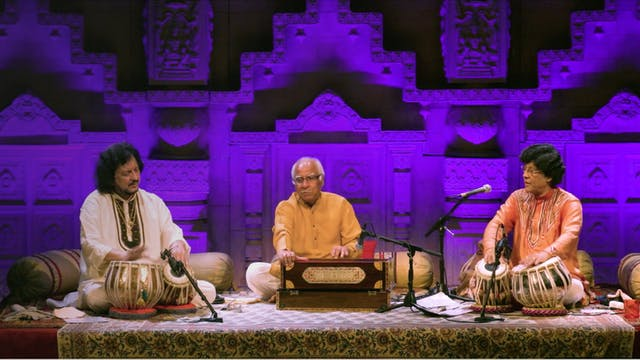 Pandit Anindo Chatterjee & Pandit Kum...